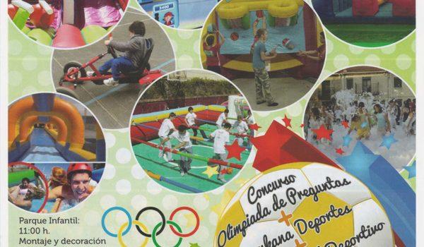 Gran Fiesta FANTASIA (Olimpiada)
