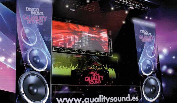 Video Disco Quality Sound