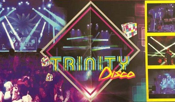 Disco Movil Trinity