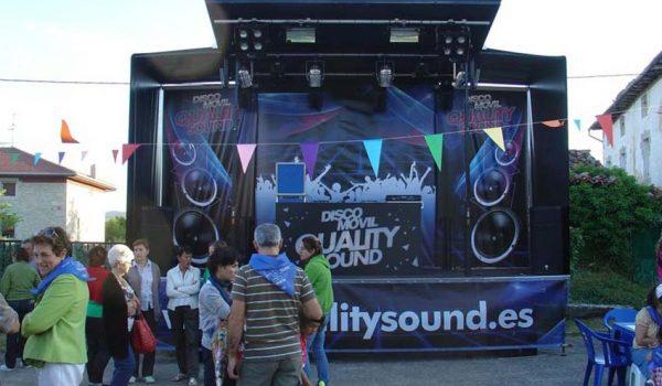 Disco Quality Sound