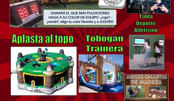 Parque Infantil INTERACTIVO